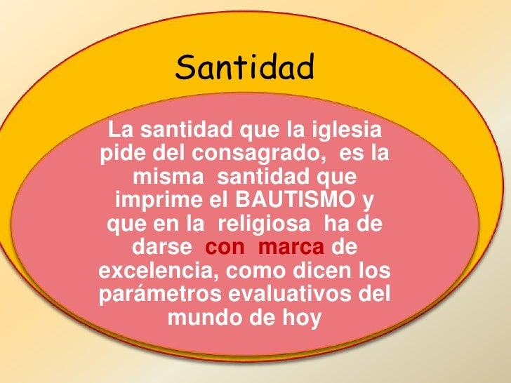 3 espiritualidad que conduce a la santidad Slide 3