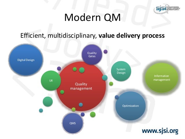 Quality management in Agile world