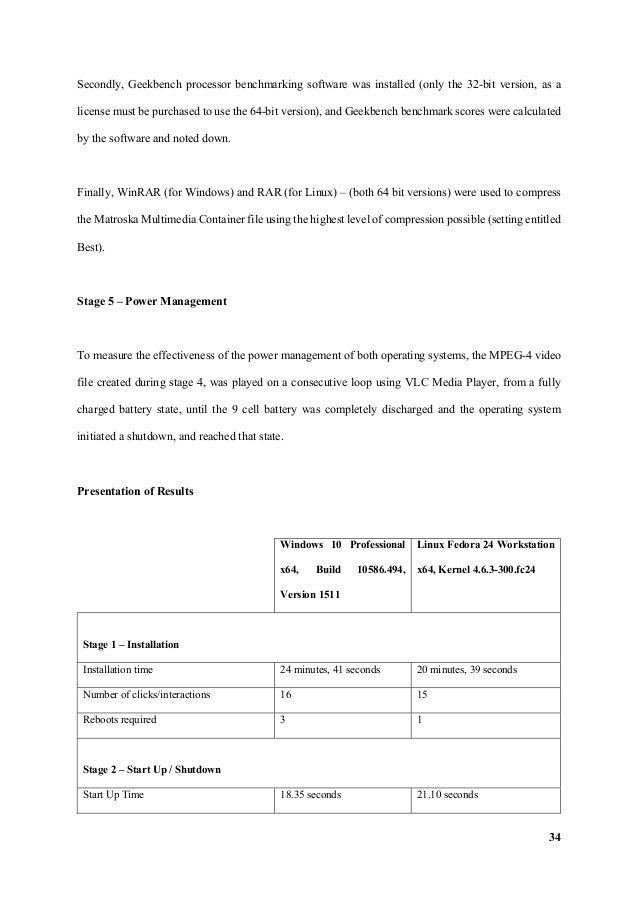 thesis on linux operating system Master thesis proposal – implementing hardware supported break/watch -pointing for leon sparc linux 3x  operating system to implement the api it requires.