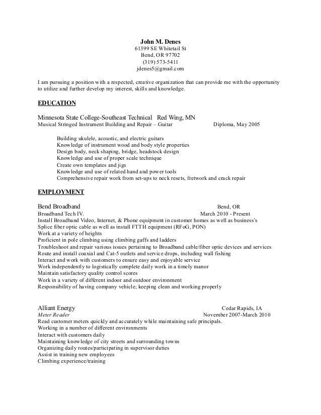 Johnny Resume 2013