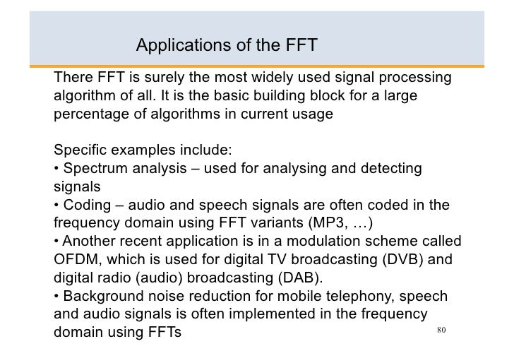 3F3 – Digital Signal Processing (DSP) - Part1