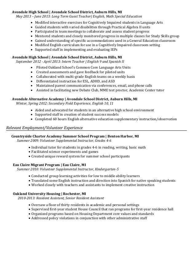 Resume Objective For Social Media Evaluator