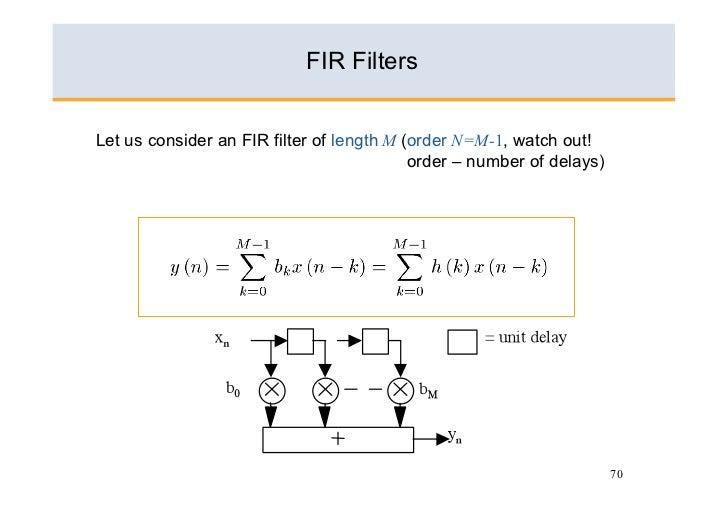 design of fir filters. Black Bedroom Furniture Sets. Home Design Ideas