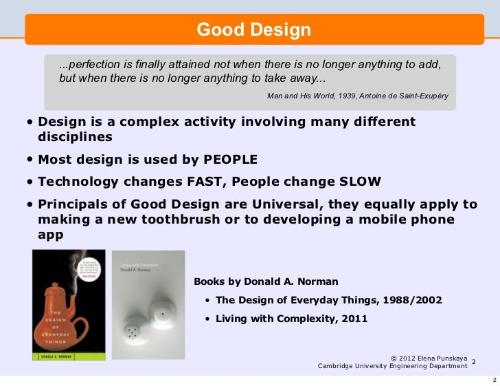 Lecture 6 Software Engineering And Design Good Design