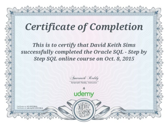 Oracle SQL Completion