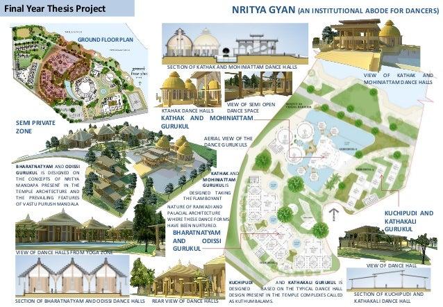 thesis 0n nrityagram architecture