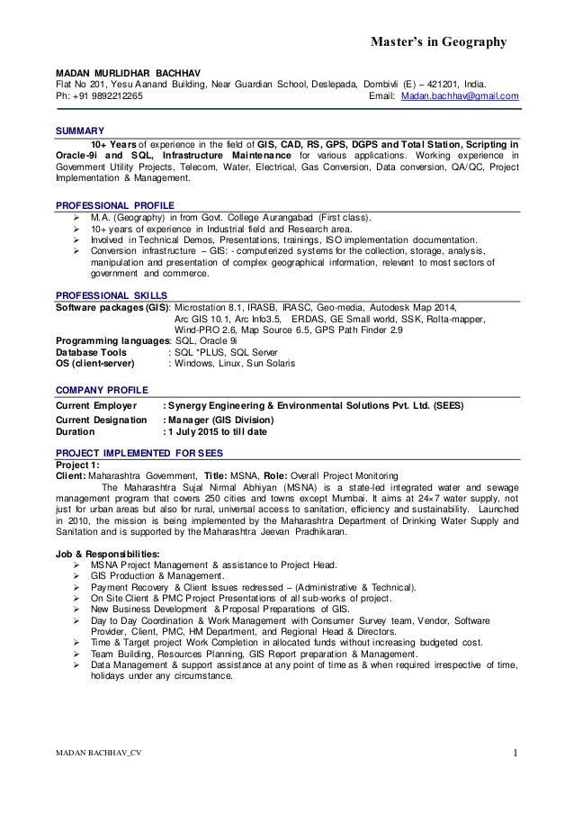Madan Resume Updated