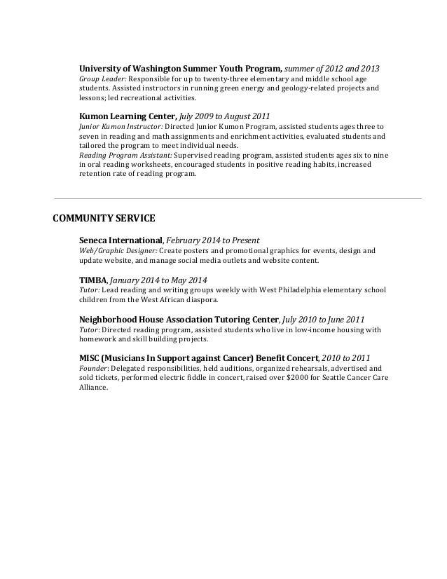 resume naomi