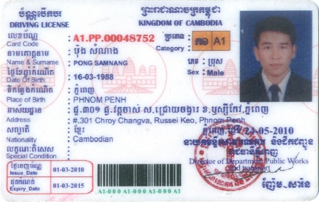 Driving License-1