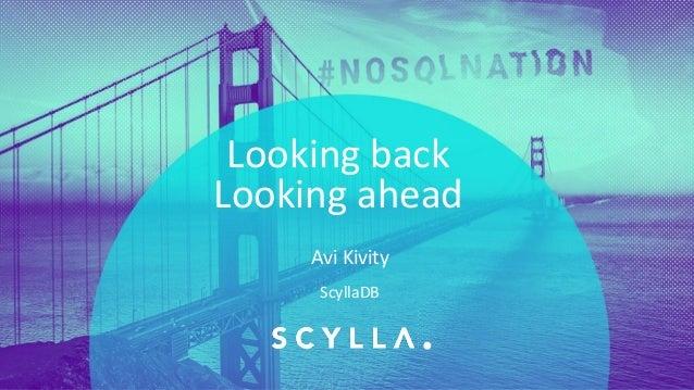 Drawing Lines In Keynote : Scylla summit keynote looking back ahead