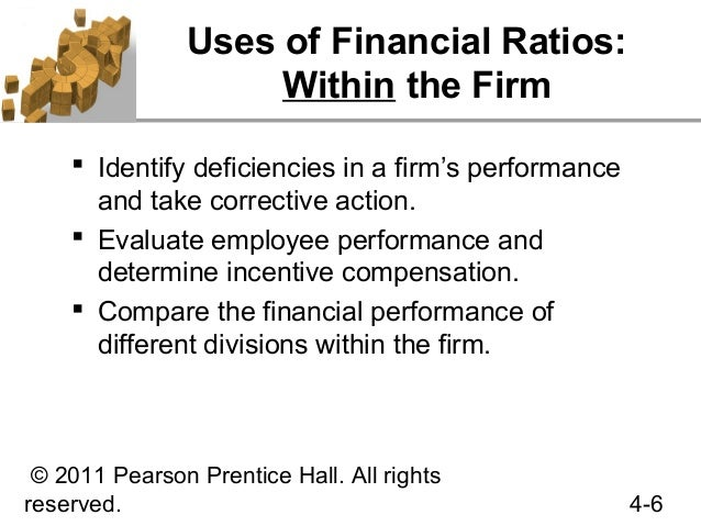 4 5 6 uses of financial ratios