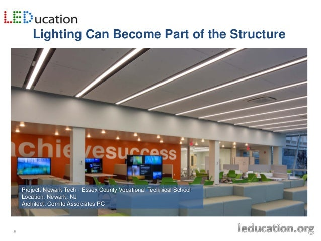 Lighting ...  sc 1 st  SlideShare & Lighting the Classroom of the Future: a D.O.E Project by Tom Ward azcodes.com