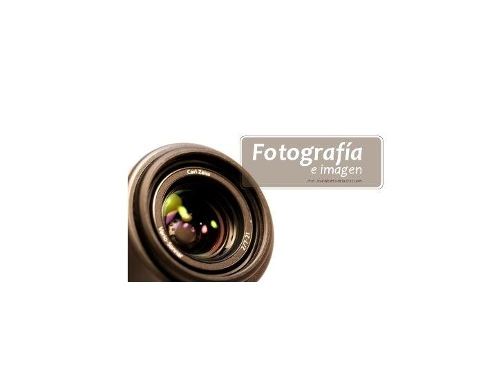 Fotografía e imagen