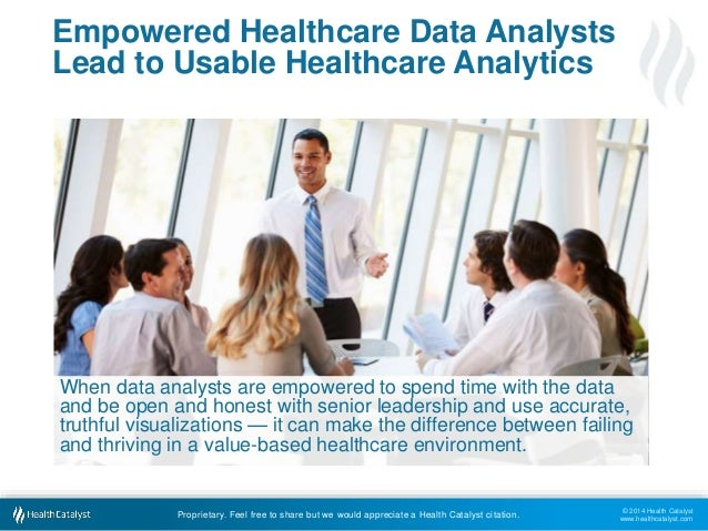 When data analysts are empowered to spend time with the data  and be open and honest with senior leadership and use accura...