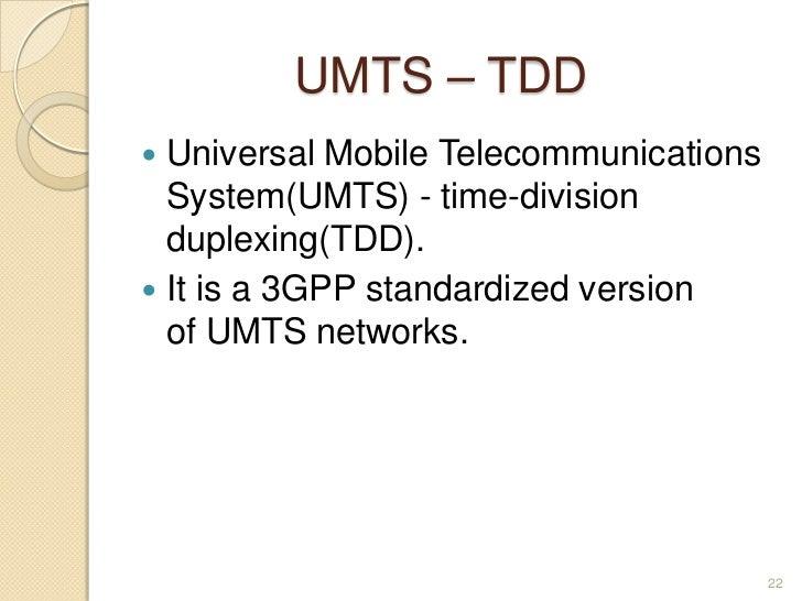 3g cellular telephony