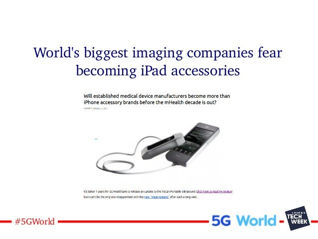 27#5GWorld World's biggest imaging companies fear becoming iPad accessories