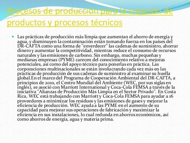 Coca cola for Procesos de produccion de alimentos