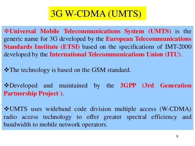 3G System