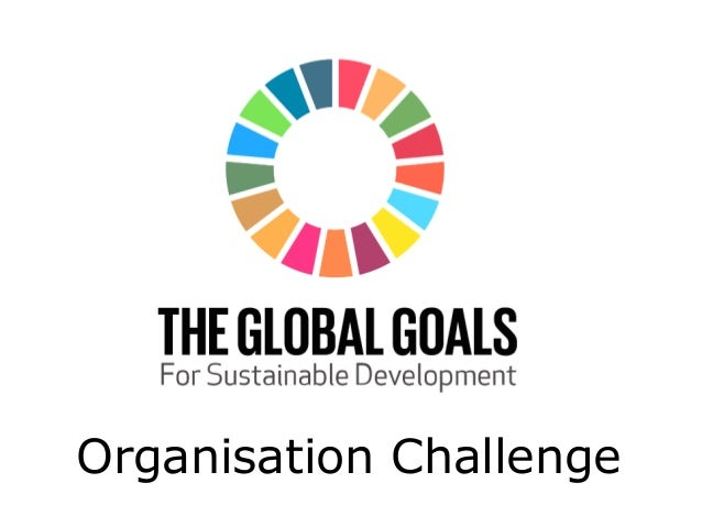 Organisation Challenge