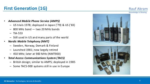 3 g networks technologies, services & benefits