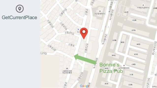 3. Google Maps가 위치정보를 다루는 방식 Places API 이해하기