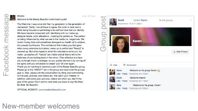 How To Leverage Facebook Groups as Human Marketing, Laurie