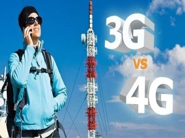 Introduction A 3G network is considered the best mobile wireless    network available for internet connections, for a cel...
