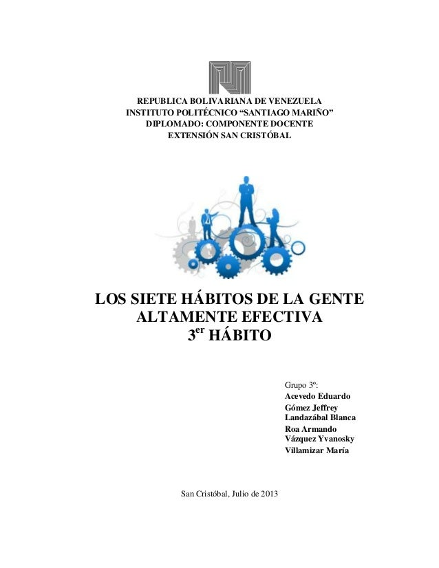 "REPUBLICA BOLIVARIANA DE VENEZUELA INSTITUTO POLITÉCNICO ""SANTIAGO MARIÑO"" DIPLOMADO: COMPONENTE DOCENTE EXTENSIÓN SAN CRI..."