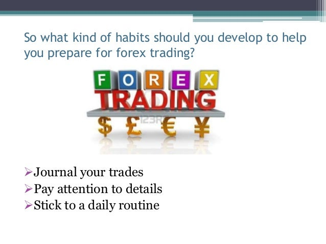 I will trade forex for you