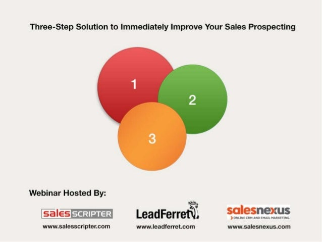  30 day SalesScripter.com subscription  30 to 45 min. Email Campaign Consultation  Identify your target prospect  Revi...