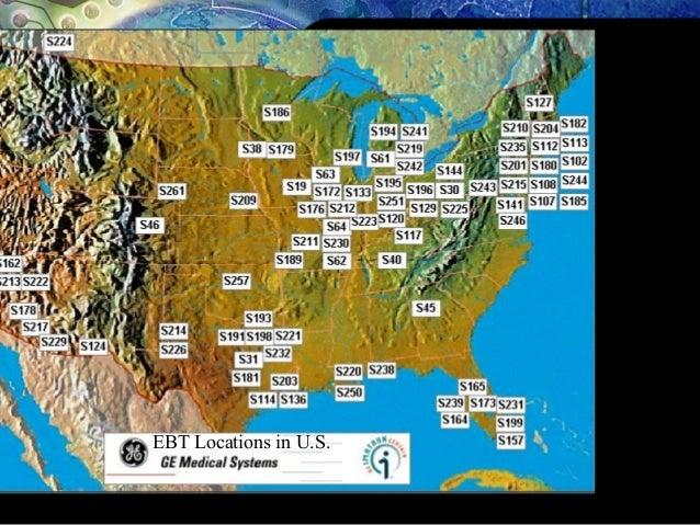 EBT Locations in U.S.