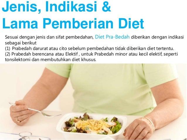 Syarat dan Prinsip Diet Rendah Sisa