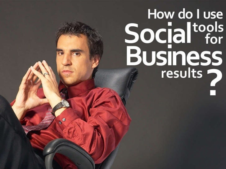 3 key considerations for social business Slide 2