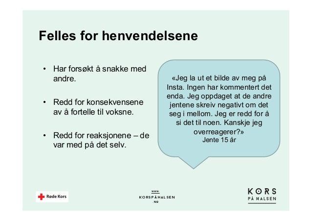 kontaktannonser trondheim Hønefoss