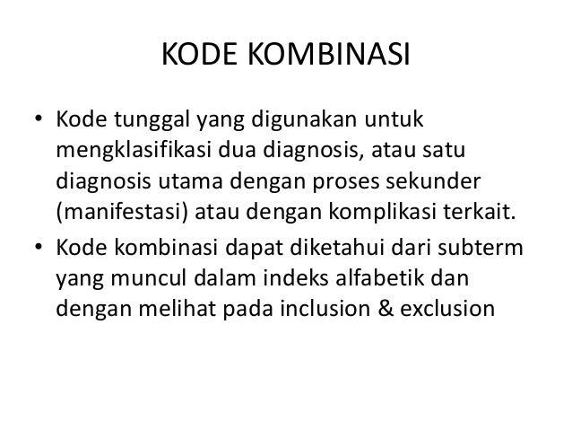 ICD-10 verse 2010