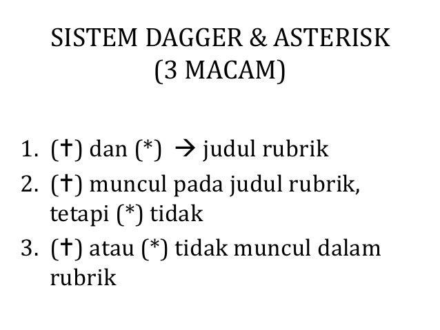 (3) konvensi tanda baca
