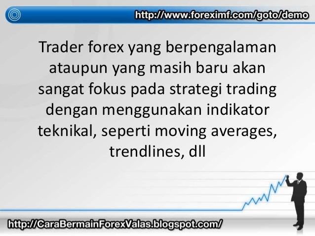 Teknik rahasia trading forex