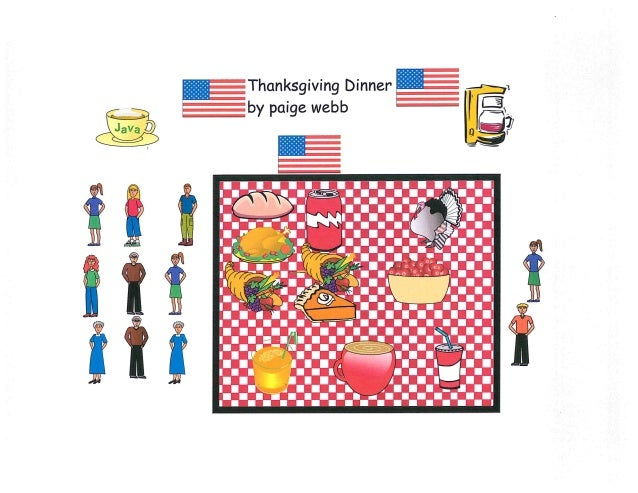 Thanksgiving Dinners by 3L