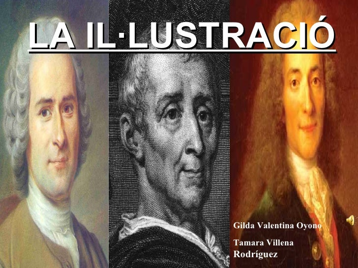 LA IL·LUSTRACIÓ              Gilda Valentina Oyono          Tamara Villena          Rodríguez