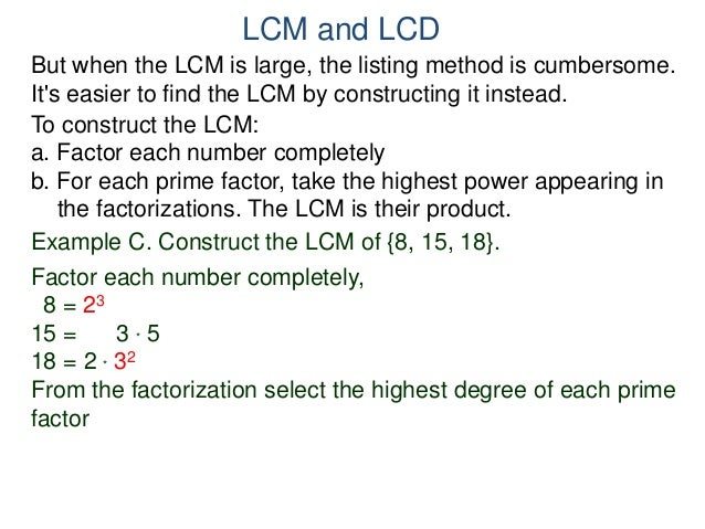 What is the LCM of 22.2 and 33.2? - Quora