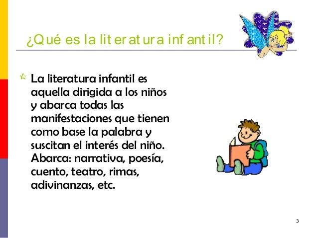 3literatura infantil Slide 3