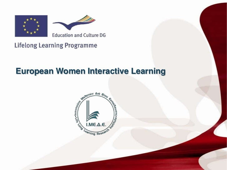 European Women Interactive Learning<br />