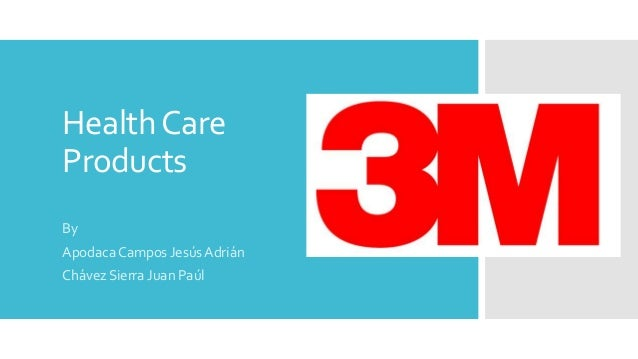 3M Health Care Case Solution & Analysis