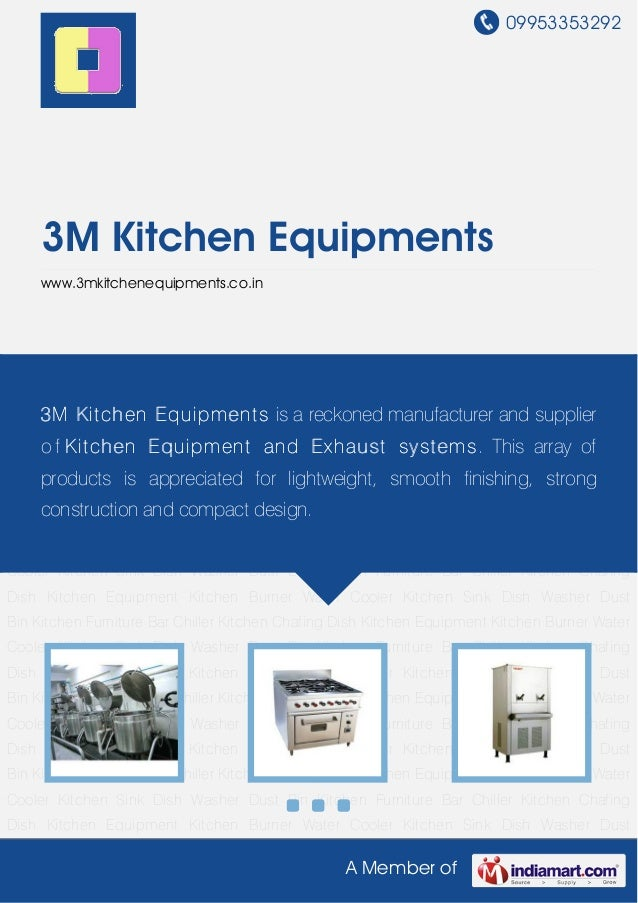 09953353292A Member of3M Kitchen Equipmentswww.3mkitchenequipments.co.inKitchen Equipment Kitchen Burner Water Cooler Kitc...