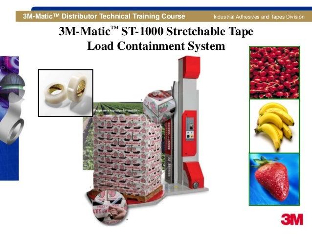 3M Matic Tech Training