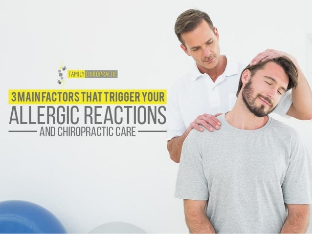 3 Main Factors That Trigger Your Allergic React