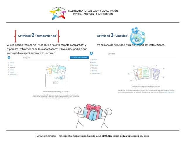 Manual del Participante Curso Dropbox