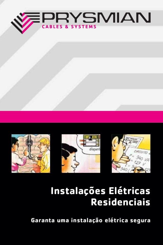 Instalações Elétricas Residenciais Garanta uma instalação elétrica segura