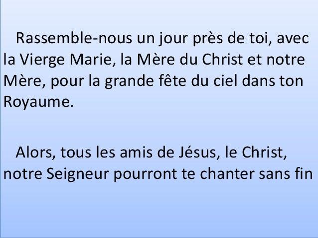 Sainte Famille de Nazareth, puissiez-vous réveiller en tous la conscience du caractère sacré et inviolable de la famille, ...