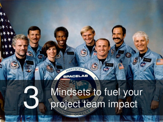 Mindsets to fuel your project team impact3